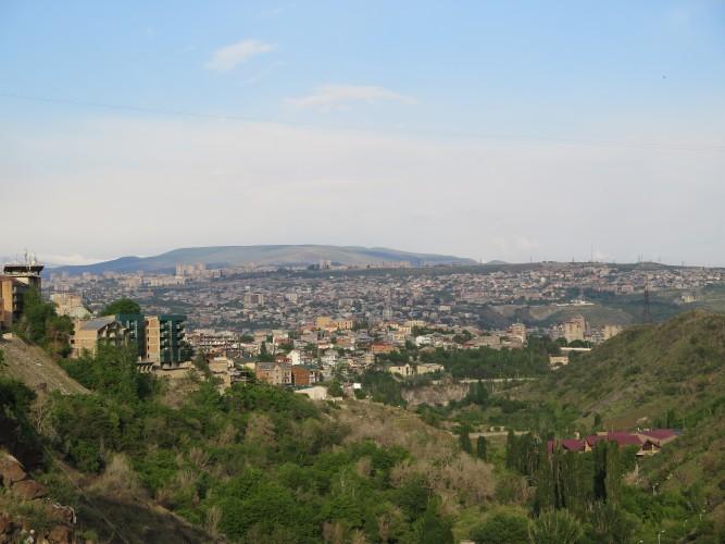 Армения - Күнгей Кавказдағы өзге әлем