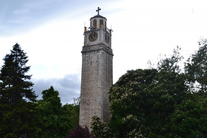 Ататүрік және Манастыр