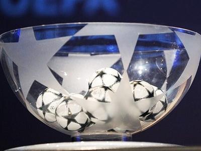 УЕФА Чемпиондар лигасының жеребиі