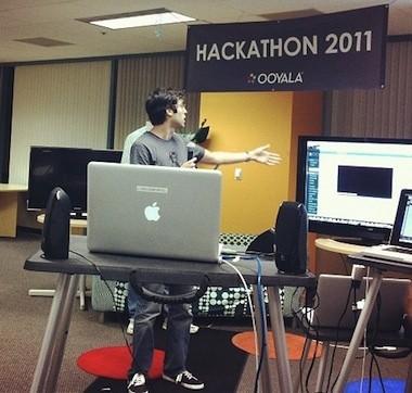 Астаналық хакатон немесе хакерлер марафоны