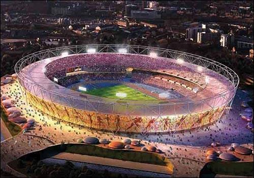 Лондон 1908,1948,2012...