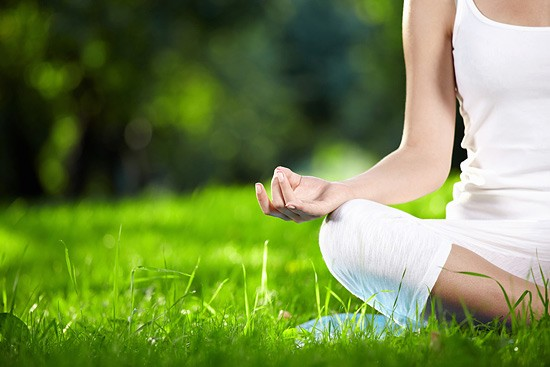 Йога және өз-өзіңмен болу