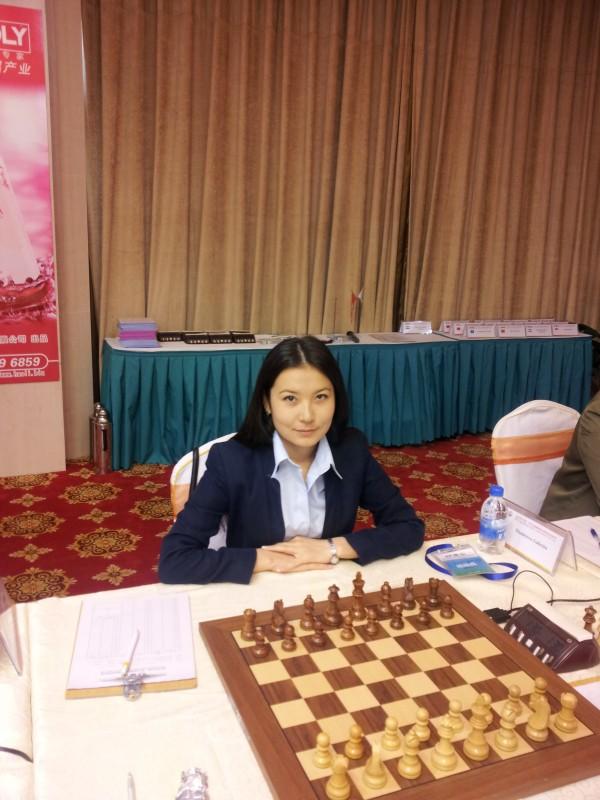 Шахматист Гүлмира Бекзатқызы: «Өзге елде сұлтан болғанша, өз еліңде ұлтан бол»