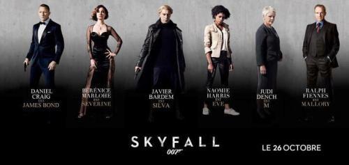 Skyfall: Аспан құлаған кез