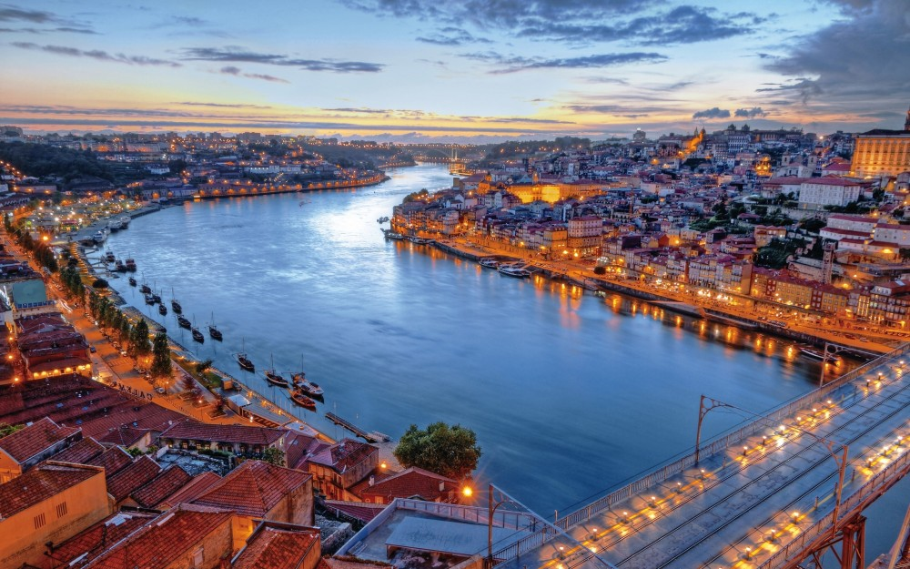 Португалияға қош келдіңіздер!