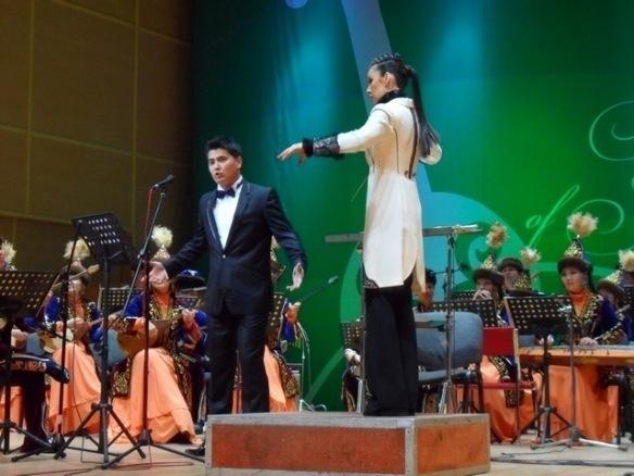 Концертке шақырамыз