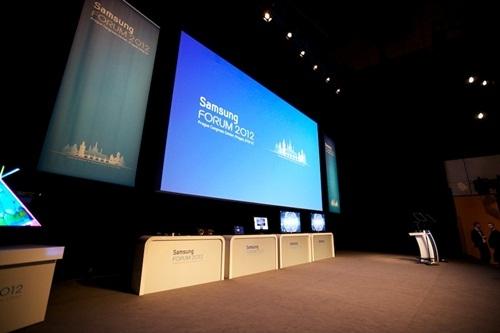 Чех еліндегі күндерім. Samsung Forum 2012. Galaxy Note