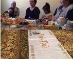 Дана Нұржігіт кішкентай Рамазанның тұсауын кесті