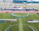 Жаңа стадион салынды