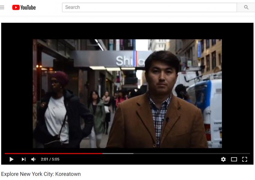 Explore New York City: Koreatown