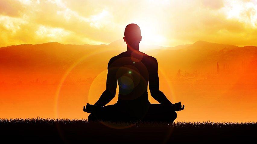 Медитация...