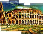Византия империясы мен ежелгі Римнің арасында қандай байланыс бар?