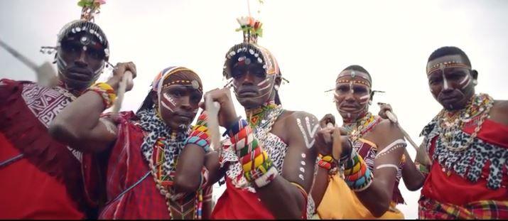 Кения халқы қазақша ән салды