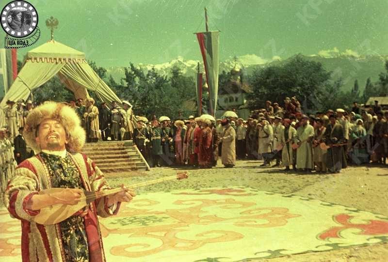 ҚазКСР Халық әртісі, әнші, актер Ғарифолла Құрманғалиевтің туғанына 110 жыл!