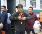 Азия чемпионы Семейде аялдады