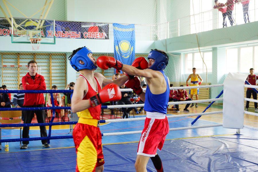 «Арыстанда» бокс турнирі өтті