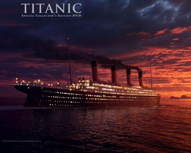 """Әйгілі """"Титаник"""" фильмі қалай түсірілді?"""