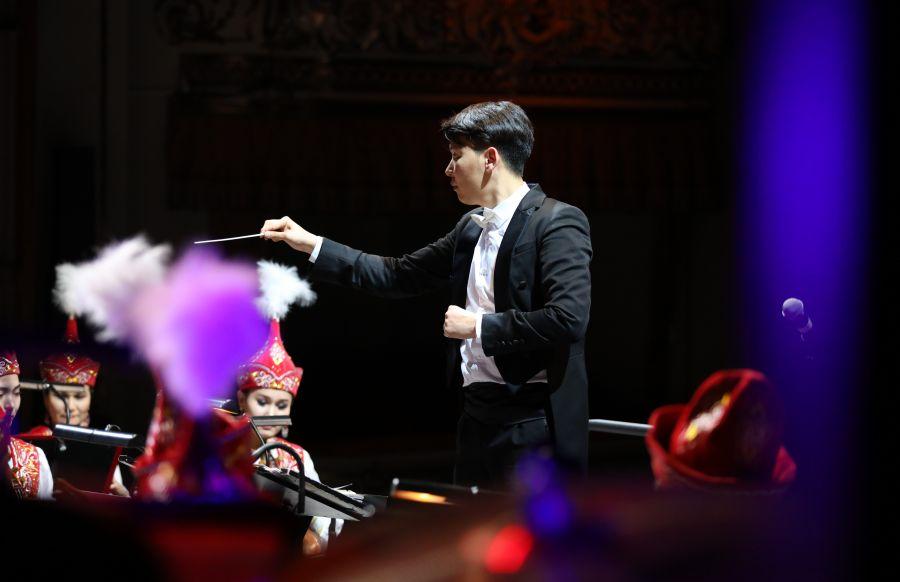 Жуырда Құрманғазы оркестрінің шығармалар жинағы жарыққа шығады
