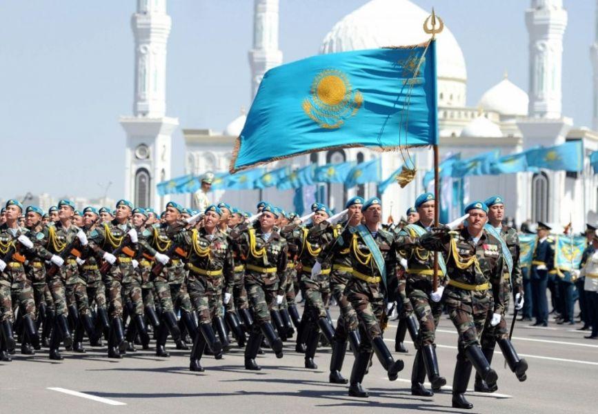 Жастарға әскери-патриоттық тәрбие - мемлекет өміршеңдігінің негізі