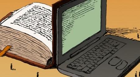 Интернет, кітап және әдебиет