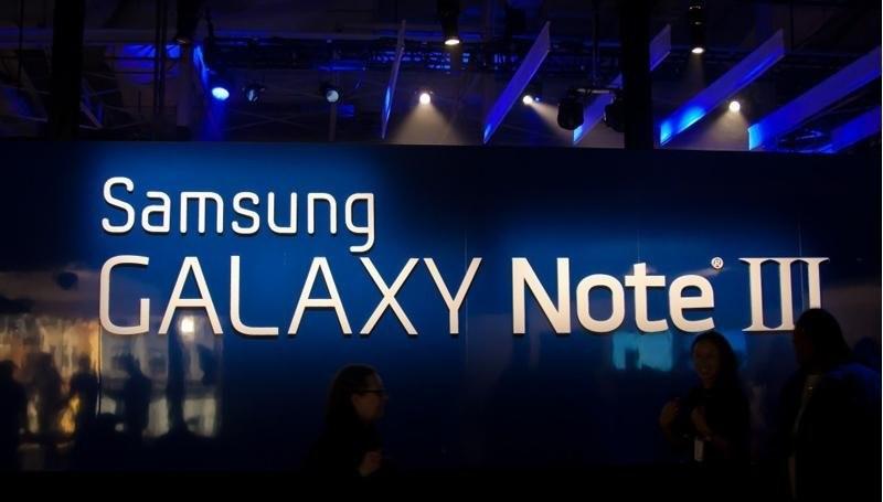 Samsung Galaxy Note 3 металл корпусымен жабдықталатын болады
