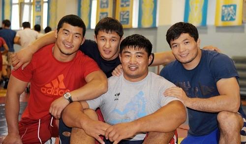 Нұрмахан Тыналиев Азия біріншілігінде топ жарды