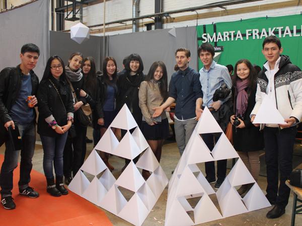 Қазақстандық студенттер «Euromath 2013» конференциясына қатысты