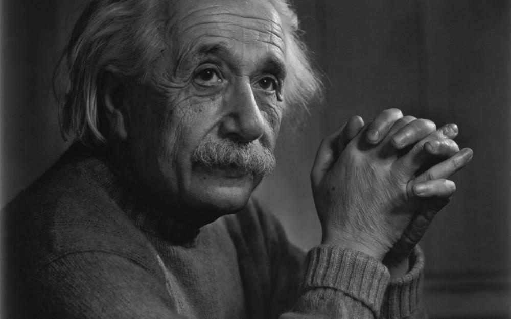 Эйнштейннің алтын сабақтары