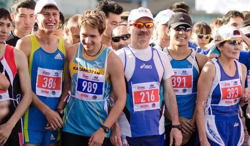 Алматыда қайырымдылық марафоны өтті