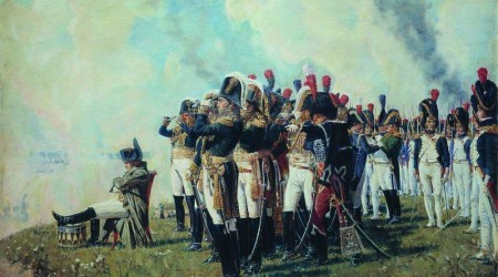 Наполеон мен тері саудагері