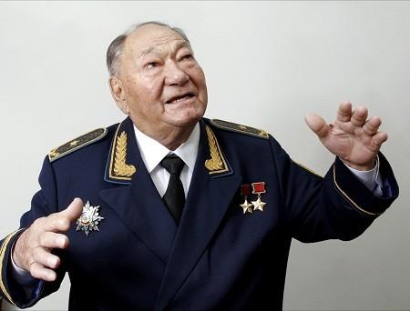 9 мамыр. 91 жастағы ардагер – Талғат Бигелдинов