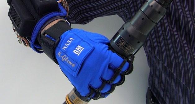 Техно. K-Glove робоқолғаптары