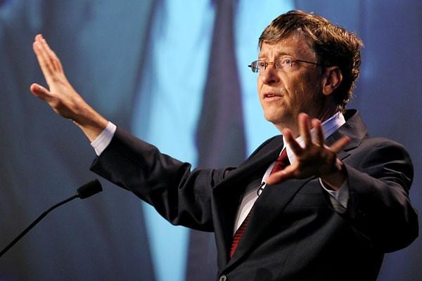 Байлыққа жетудің үлгісі – Билл Гейтс