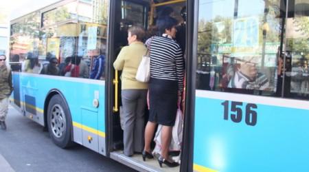 Алматы автобустары алқымнан алынбақ