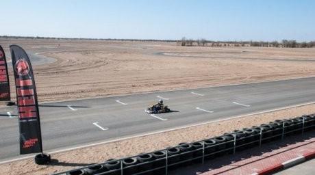 Картингтен ҚР Кубогы Алматыдағы жаңа СТК Sokol автодромында өтпек