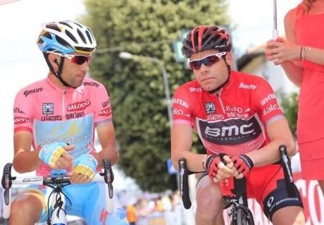 Giro d'Italia көпкүндігі. Винченцо Нибали көшбасшысында