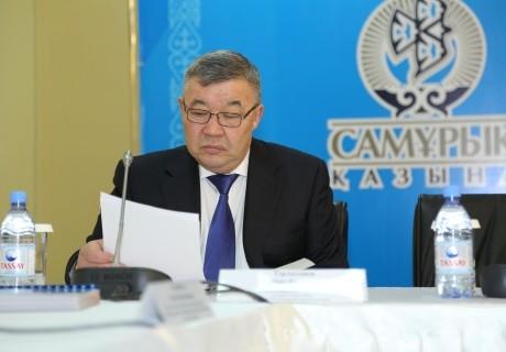 Тұрлыханов Ауыр Атлетика Федерациясының вице-президенттігіне үміткер