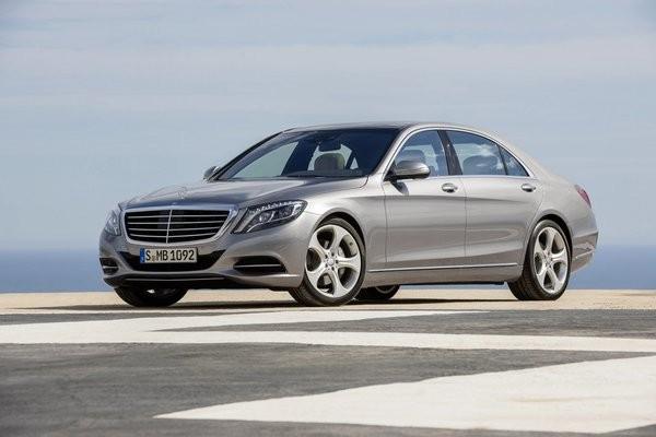 Жаңа Mercedes S-Класс