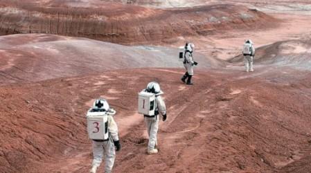 Марсқа көшкіңіз келе ме?