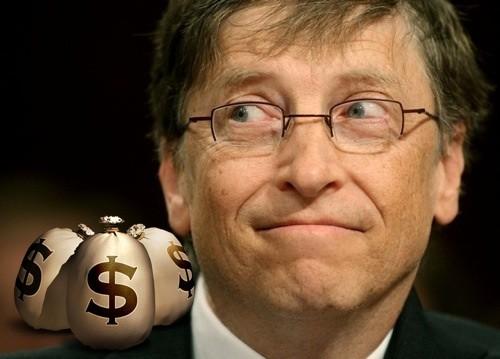 Билл Гейтс әлемдегі