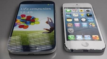 Apple мен Samsung арасында тағы да дау шықты