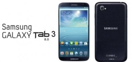 Samsung Galaxy Tab 3 8.0 планшетінің бейресми сипаттамасы