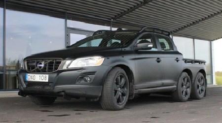 Volvo XC60 алты дөңгелекті болды