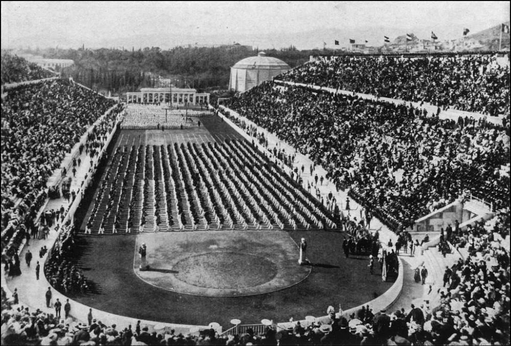 Алтын алқасыз өткен тарихтағы тұңғыш Олимпиада