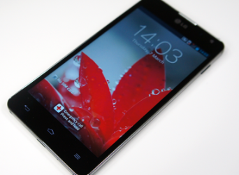 LG компаниясы Optimus GJ смартфонын таныстырды