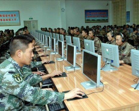 Қытай хакерлері АҚШ-тың жаңа заманғы қаруларын қолды қылды