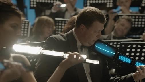 Скрипка гаджетке қарсы