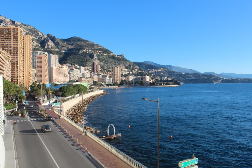 Монако – туризм ордасы