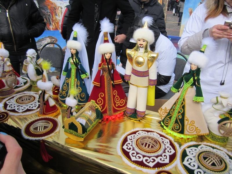 22 наурыз Астанада