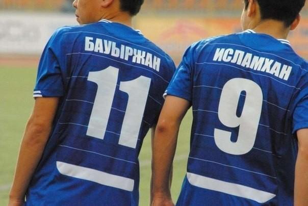Бауыржан Исламхан: «Андрес Иньестаға ұқсағым келеді»
